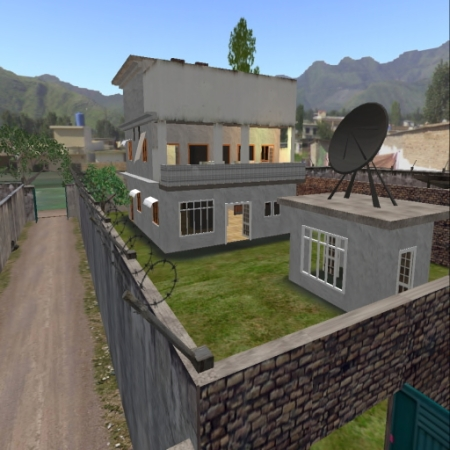 Abbottabad Compound